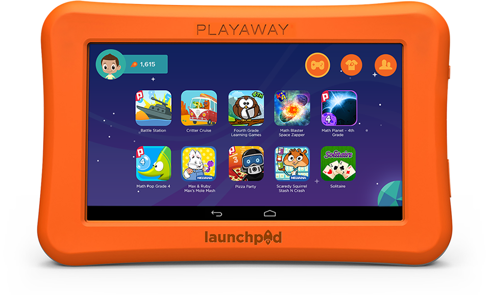 Image result for launchpad playaway