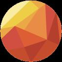 orange planet image